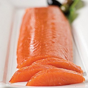 Port Of Lancaster Smokehouse Royal Fillet of Smoked Salmon