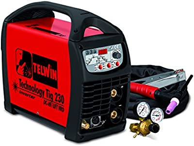 TECHNOLOGY TIG230 DC-HF/LIFT VRD230V - Telwin 852055
