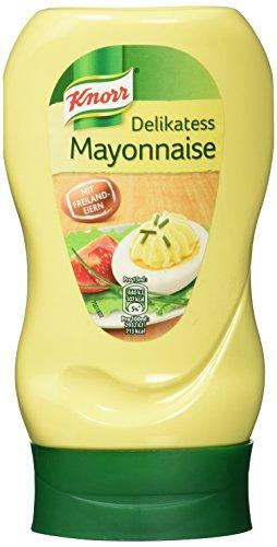 Knorr Delikatess Mayonnaise 250 ml (6 x 250 ml)