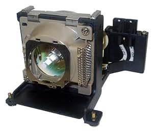 Lampe SUPER compatible lampe VLT-SL6LP pour MITSUBISHI SL6U vidéoprojecteur SL6U, XL9U