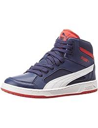 Puma Boy's Puma Rebound V2 Hi Jr Sneakers