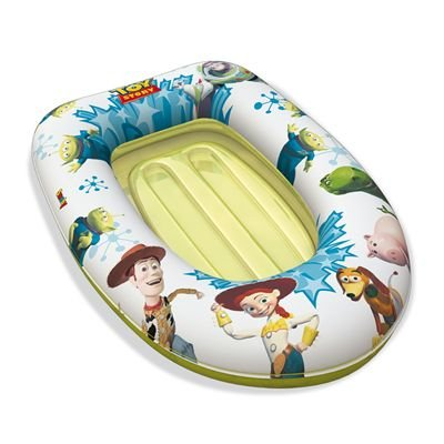 Smoby 040078 - Smoby Beach - Boot Toy Story (Aufblasbarer Story Toy)