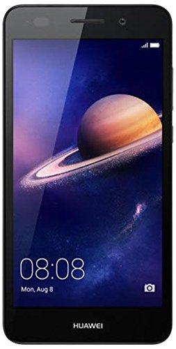 Huawei Compact Y6-II Smartphone, 16 GB, Nero
