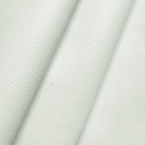 Polster PVC Kunstleder Rindsleder Optik Stoff Meterware (Weiße Schnee Boots)