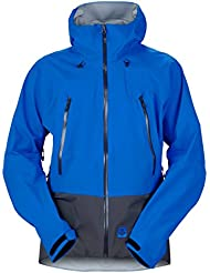 Sweet Protection Salvation Jacket Blue Charcoal Gray 17/18, azul