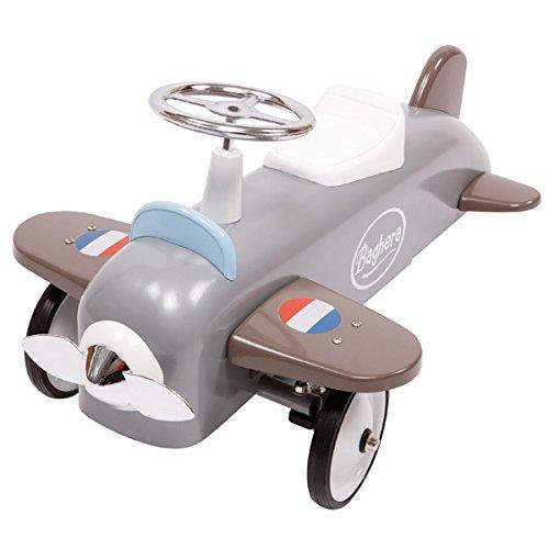 BAGHERA - 878 - Véhicule pour Enfant - Porteur Avion