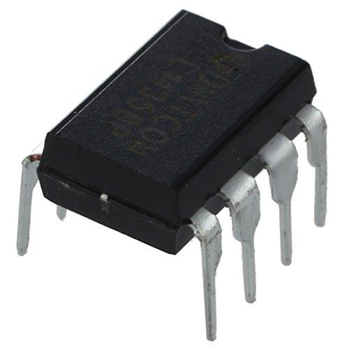 TOOGOO(R) 10x LM358N niedrig Leistung 8 Pin Dual Operationsverstaerker
