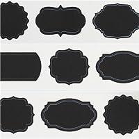 nastro adesivo Washi bianco mt fab etichette nere