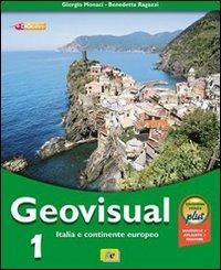 Geovisual. Ediz. verde plus. Per la Scuola media. Con espansione online: 1