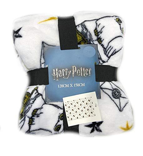 Harry Potter Manta Cama Manta Cubierta 125cm X 150cm