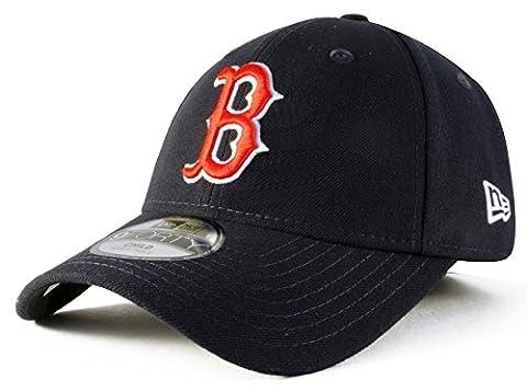 New Era - Casquette MLB Boston Red Sox Ajustable New Era 9Forty pour enfant CHILD