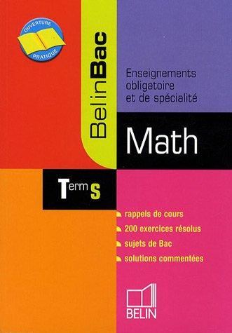 Math Tle S