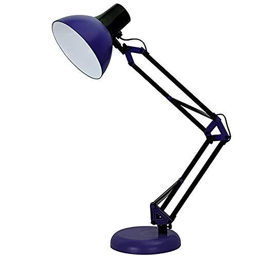 XIBALI Lámpara Flexo LED de Escritorio,de Trabajo,de Mesa con Base ...