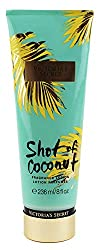 Victorias Secret Juiced Fragrance Lotion Shot Of Coconut 8 fl oz / 236 ml