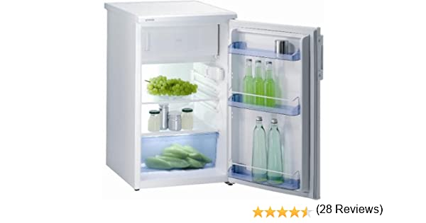 Bomann Kühlschrank Test : Gorenje rb 3135 w kühlschrank a: amazon.de: elektro großgeräte