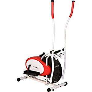 41tJrLfmo6L. SS300  - Sportplus Cross Trainer with Training Computer and Large Non-Slip Foot-Plates - Max. User Weight 100 kg