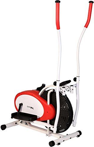 Sportplus SP-ET-8000-R - Crosstrainer/Stepper Elliptique -...