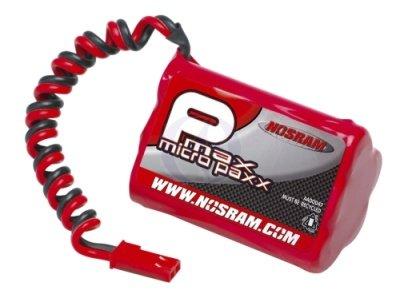 Nosram Micro RX-Pack 700mAh 6,0V Hump Rx-hump Pack