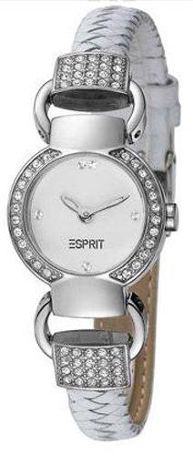 Esprit Ladies Watch Shiny Bit White ES100932004