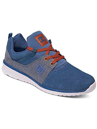 DC Shoes  Heathrow Se, Sneakers basses homme Bleu Fonce