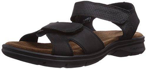 Panama Jack - Sanders, sandali aperti uomo, color Nero (Black), talla 40