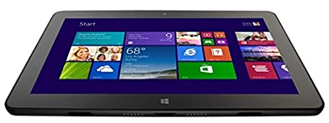 Dell Venue 11 Pro 5130-9652 10.8-inch Tablet (Black) - (Intel