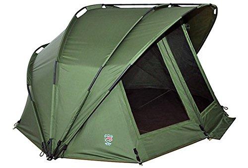 Campingzelt 1-2 Mann Karpfenzelt//Carp Dome//Zelt // 10.000mm Wassers/äule Bivvy Lion Lucx/® Angelzelt