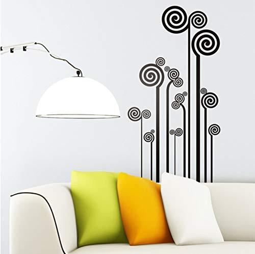 daufkleber Wohnzimmer Schlafzimmer Kinderzimmer Dekorative Wandbild Wasserdichte Kunst Tapete ()