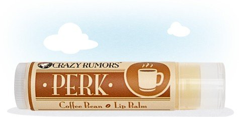 CRAZY RUMORS - Baume Lèvres Collection Perk - COFFEE BEAN