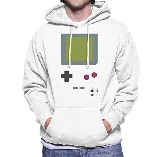 Cloud City 7 Gameboy Shirt Men's Hooded Sweatshirt