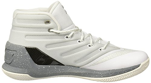 weiß Armour Basketballschuh grau Curry Under 3 Herren qXtPWgAgwd