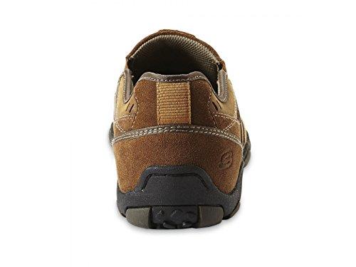 Skechers - A collo basso uomo Brown