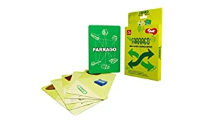 Toiing Farrago Educational Card Games for Kids  (Multi Color)