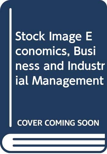 Stock Image Economics, Business and Industrial Management