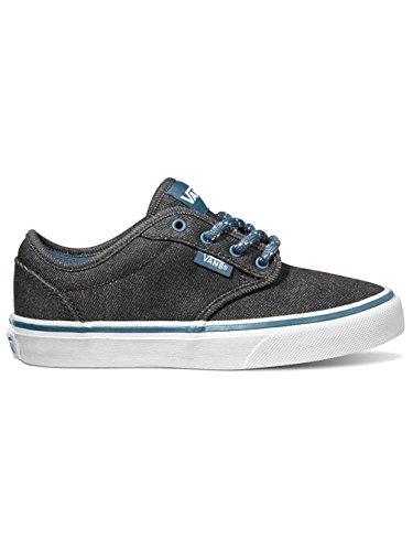 Kinder Sneaker Vans Atwood Boys (textile) black