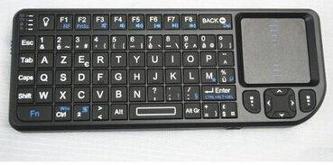 Mini Clavier 2.4GHz Mini clavier sans-fil (wireless)RT-MWK0+AZERTY (version française) compatible