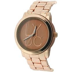 LYDC LYDC50/A Damen-Armbanduhr, Farbe: Gold
