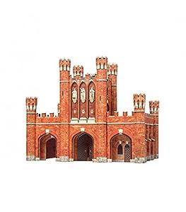 CLEVER PAPER- Puzzles 3D Puerta Real Kaliningrado, Rusia (14362)