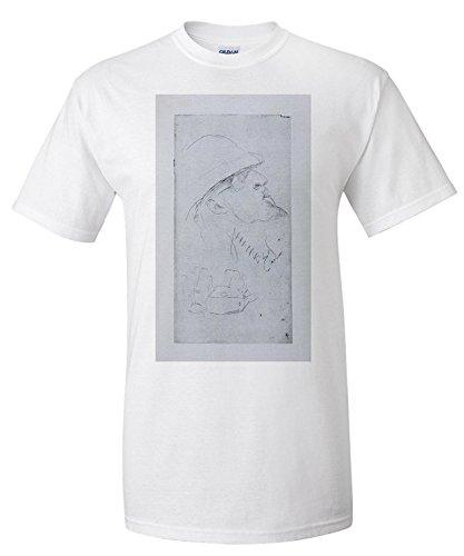 henri-de-toulouse-lautrec-1864-1901-by-maurice-joyant-f-vintage-poster-france-c-1926-premium-t-shirt
