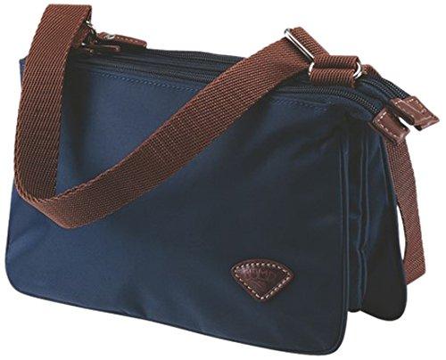 Bolsa de hombro agradable SALTO París, 25 cm, 2 L, la marina de guerra