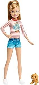 Barbie – La Grande Aventure des Chiots – Stacie – Poupée Mannequin 20 cm