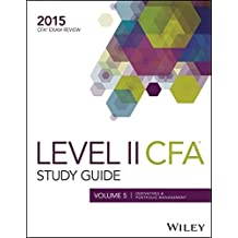 Wiley Study Guide for 2015 Level II CFA Exam: Volume 5: Derivatives & Portfolio Management