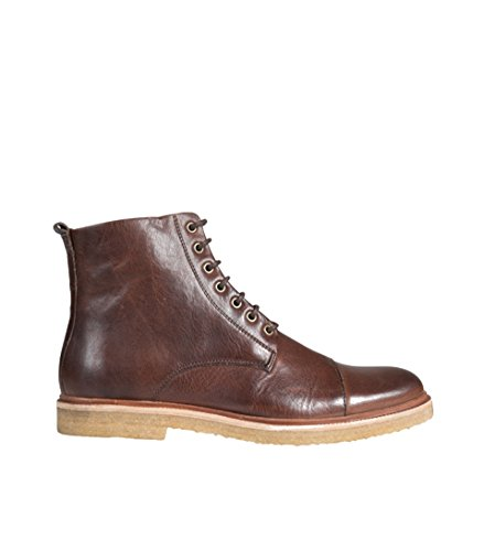 Royal RepubliQ Herren Lederschuhe in Braun braun 45 - 45 Cast