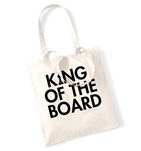 King of the board tote bag (Tote Board)