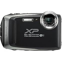 "Fujifilm FinePix xp130caméra Aquatique de 3"" (Wi-FI, stabilisateur Optique, Video Full HD, Bluetooth, 16.4MP) Couleur Dark Silver"