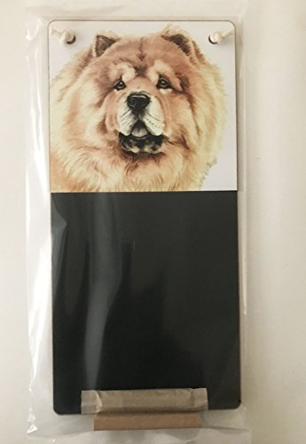 chow-chow-dog-lover-gift-fabulous-kitchen-chalkboard-misure-h365-cm-x-175-cms-confezionato-in-plasti