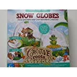 Creative Roots Make Your Own Snow Globe