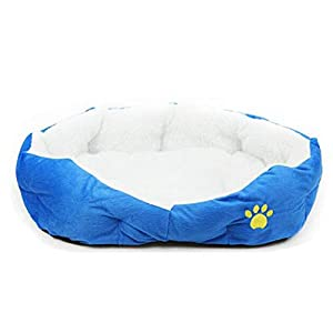 Westeng-1X-Dimple-Nesting-Dog-Cave-Bed-Pet-Cat-Bed-for-Cats-and-Small-Dogs