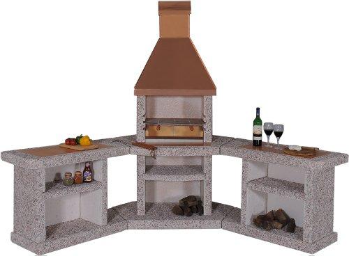 Outdoor Küche Vidaxl : Außenküchen kaufen u bestseller im Überblick testigel