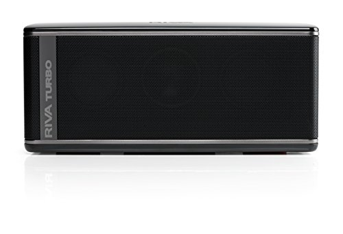 Riva Turbo X Sistema Audio, Nero